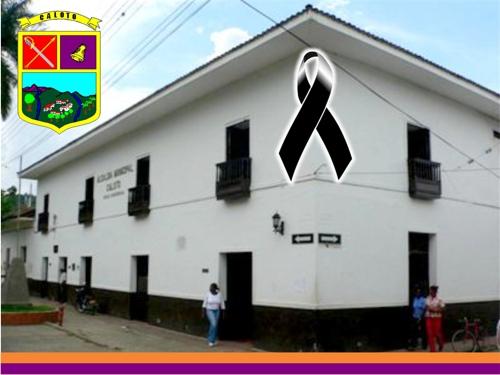 Caloto está de luto - Emiro Medina Valencia