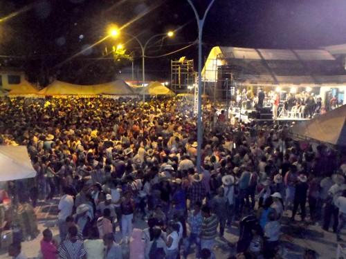 Carnavales de Negros y Blancos - Balboa - Cauca - Conciertos