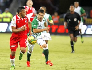 Fútbol Profesional Colombiano - Nacional - Santa Fe