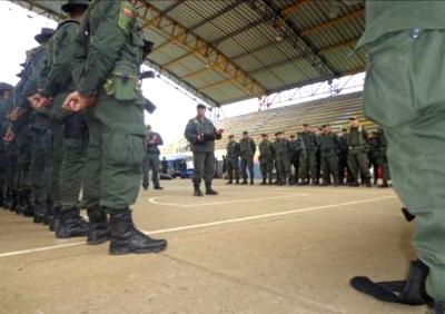 Policía - Santander de Quilichao - controles a motocicletas