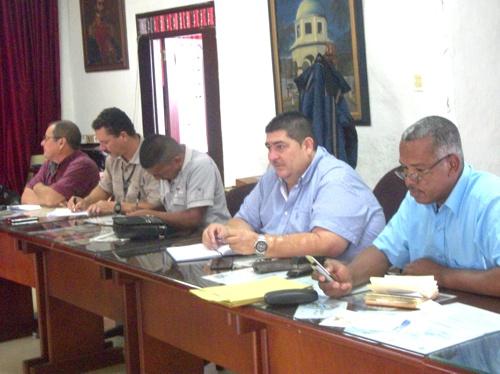 Presentación ante el concejo de la nueva jefe de la Oficina Jurídica de Caloto
