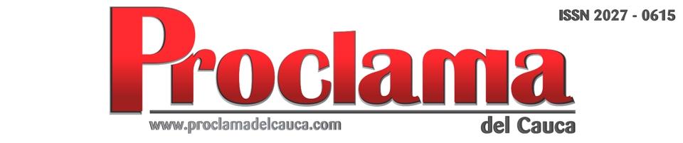 Proclama del Cauca