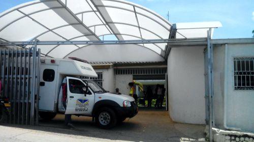 Ambulancia Suárez