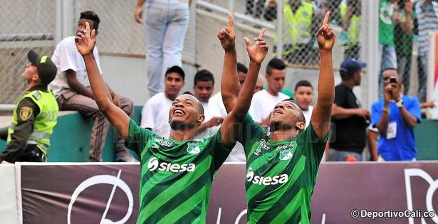Deportivo Cali ganó en Palmaseca