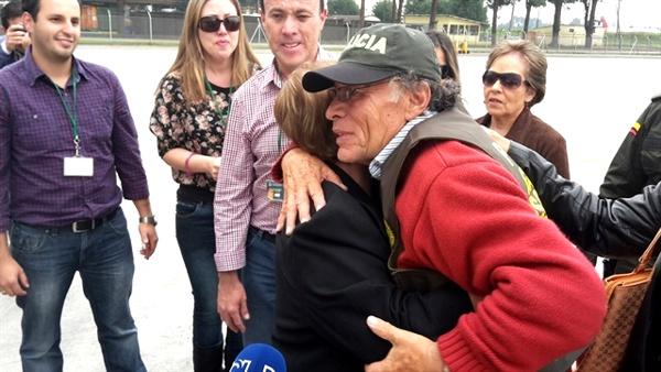 Miguel Antonio Trujillo Córdoba - liberado en el Cauca