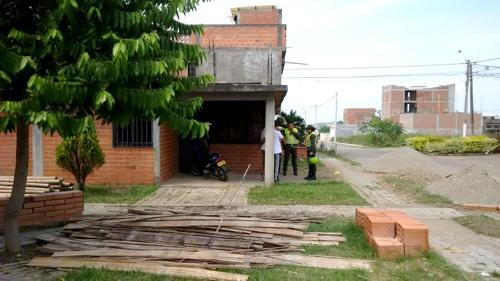 Nuevo caso de fleteo en Santander de Quilichao - Cauca
