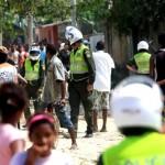 Terminó puente festivo con seis muertos en Puerto Tejada