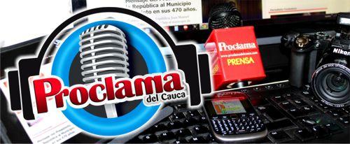 Proclama del Cauca - audiovisuales