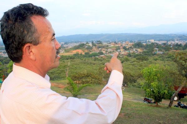 Alberto Bustos González - Santander de Quilichao - Cauca