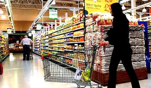 Consumidor - supermercado