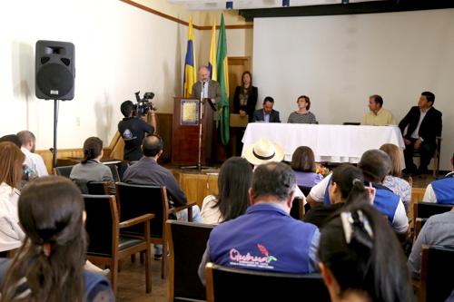 Firman convenio por $8.500 millones para el postconflicto en el Cauca1