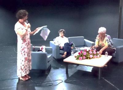 Gloria María Medina, Gloria Cepeda y Adalgiza Charria - Cali