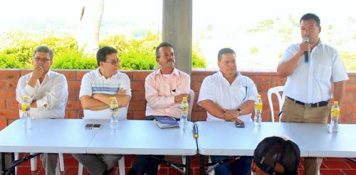 John Jairo Cárdenas, Alberto Bustos, Felipe Muñoz - Santander de Quilichao
