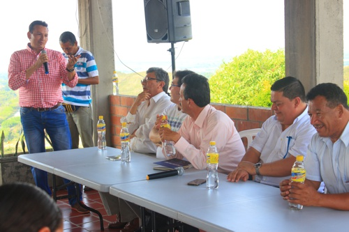 John Jairo Cárdenas, Alberto Bustos, Felipe Muñoz - Santander de Quilichao1