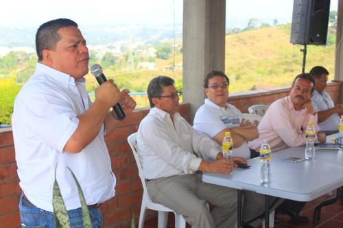 John Jairo Cárdenas, Alberto Bustos, Felipe Muñoz - Santander de Quilichao2