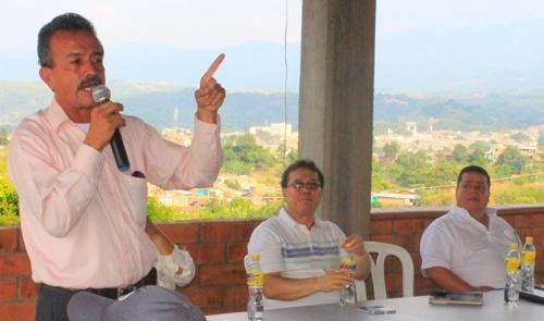 John Jairo Cárdenas, Alberto Bustos, Felipe Muñoz - Santander de Quilichao3