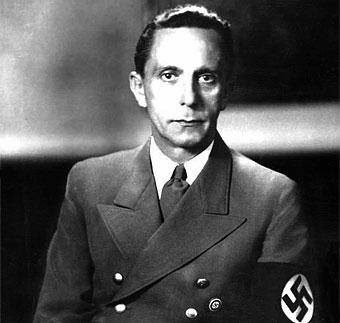 Joseph Goebbels de Hitler