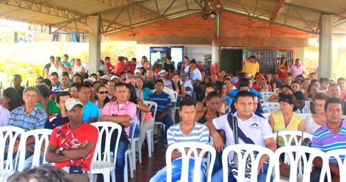 Reunión Alberto Bustos G. - Centro de Eventos San Clemente