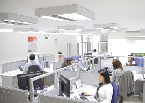 Tecnología Led en oficinas - CEO