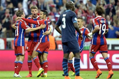 Bayer Munich eliminó al Porto de la Liga de Campeones