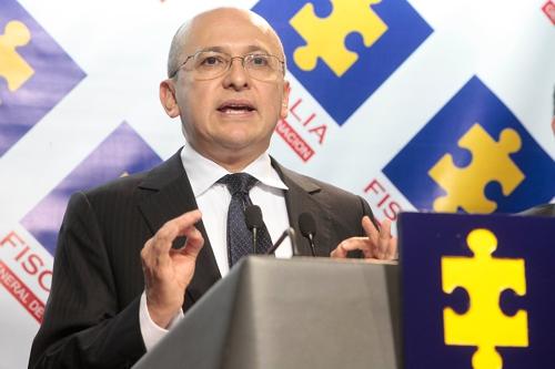 Eduardo Montealegre Lynett - Fiscal General de la Nación