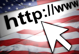 Estados Unidos en Internet