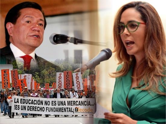 Gobierno y maestros retomarán diálogos este fin de semana