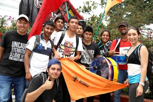 Movilización ciudadana por las víctimas - Cauca