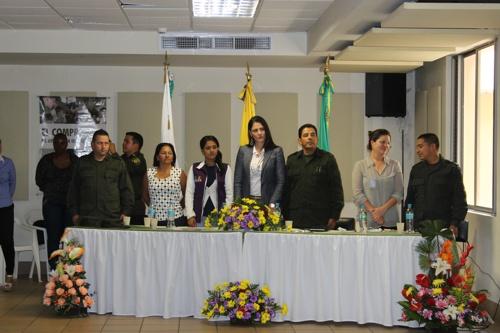 Policía Cauca - Estrategia Integral de Protección a la Mujer, Familia y Género en Santander de Quilichao