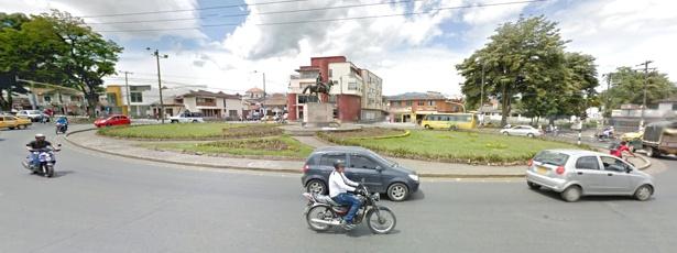 Popayán, ciudad región