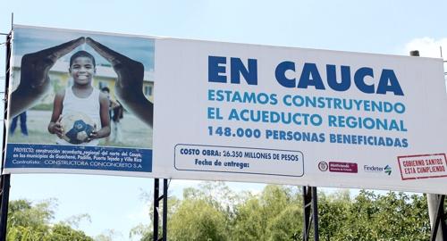 Acueducto Regional Norte del Cauca 1