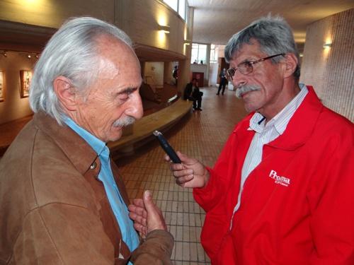Alfredo Molano Bravo, escritor, sociólogo y periodista 2A