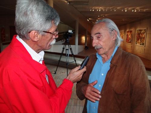 Alfredo Molano Bravo, escritor, sociólogo y periodista A