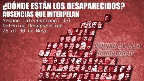 Dónde están los desaparecidos
