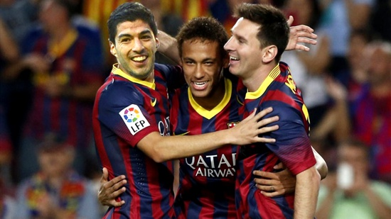 El Barcelona derrotó 3-0 al Bayer Múnich en el Camp Nou