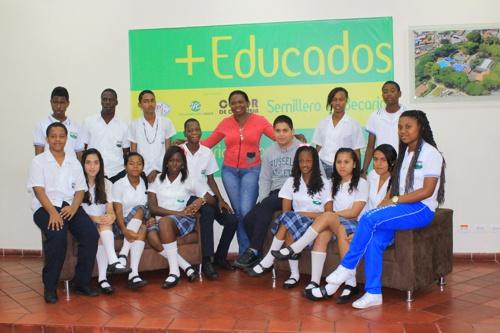 Estudiantes del Norte del Cauca los + Educados