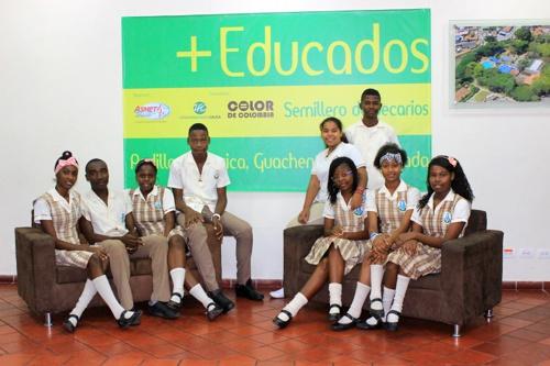 Estudiantes del Norte del Cauca los + Educados1