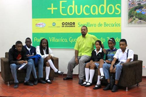 Estudiantes del Norte del Cauca los + Educados2