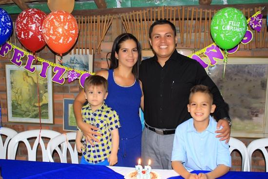 Familia Luna Galarza
