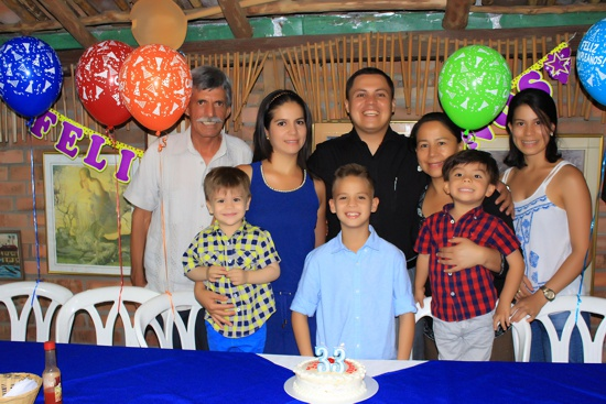 Familia Proclama del Cauca1