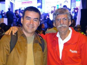 Gustavo Alzate, Alfonso Luna