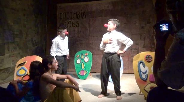 III Campamento Teatral Itinerante se realizó en Inzá