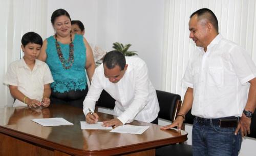 Julián Camilo Potes - nuevo secretario de Educación de Santander de Quilichao