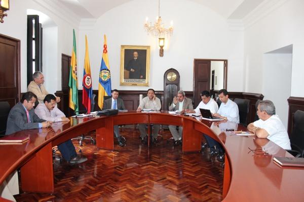 Nuevo parque automotor para Popayán, Cauca