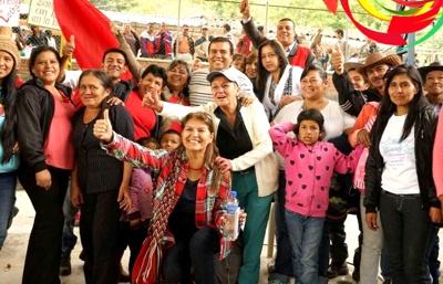 Oscar Campo Hurtado - Gema López - Sur del Cauca