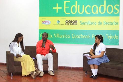 V Festival Vocacional Estudiantil Sí Se Puede, en Puerto Tejada3
