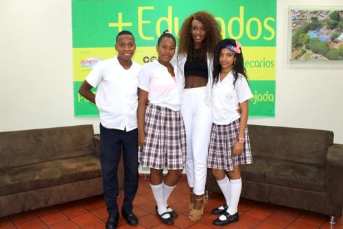 V Festival Vocacional Estudiantil Sí Se Puede, en Puerto Tejada5
