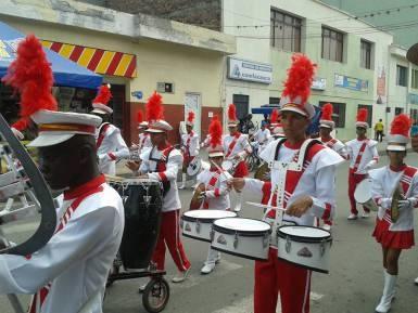 Bandas marciales Puerto Tejada 2