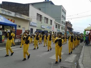 Bandas marciales Puerto Tejada 3