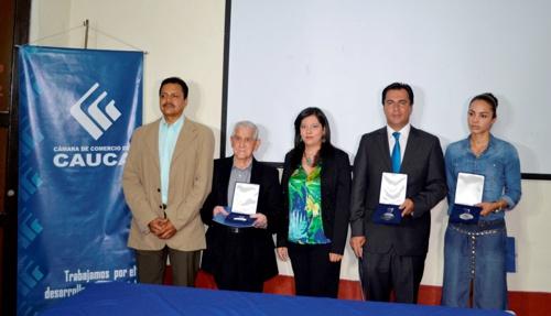 Cámara de Comercio del Cauca - Día del Comerciante
